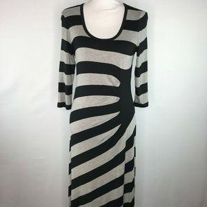 Calvin Klein Womens Dress Maxi Dress Size 8